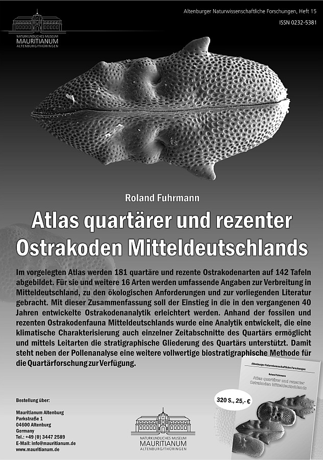 Ostracoden-Atlas